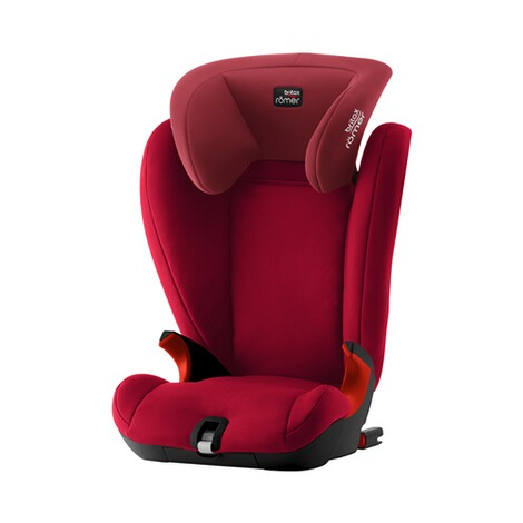 BRITAX RÖMER  Kidfix SL Kindersitz  Black Series Flame Red 1