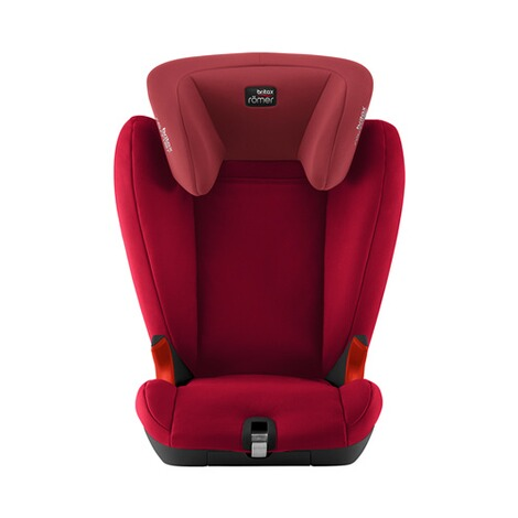BRITAX RÖMER  Kidfix SL Kindersitz  Black Series Flame Red 2