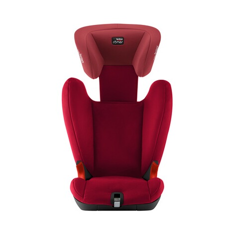 BRITAX RÖMER  Kidfix SL Kindersitz  Black Series Flame Red 3