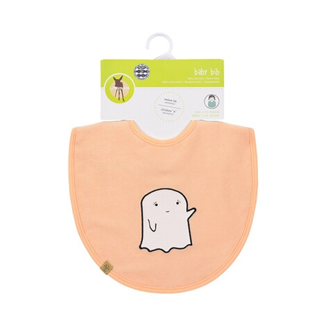 Lässig 4KIDS Lätzchen medium wasserdicht  Little Spookies peach 5