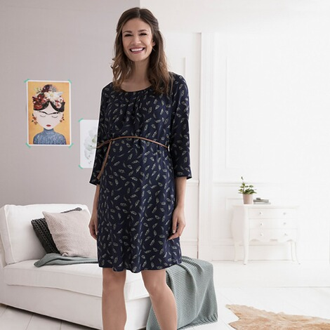 2hearts COSY & WILD Umstands-Kleid 4