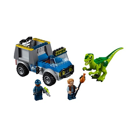 LEGO® JUNIORS 10757 Raptoren Rettungstransporter 2