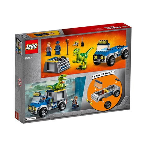 LEGO® JUNIORS 10757 Raptoren Rettungstransporter 3
