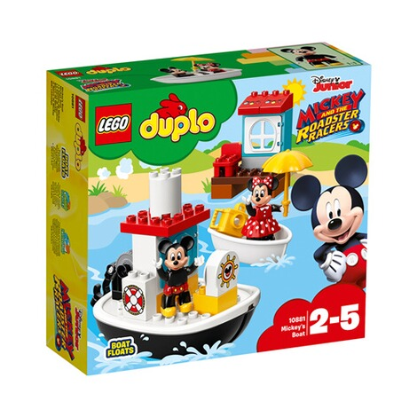 LEGO® DUPLO® 10881 Mickys Boot 1