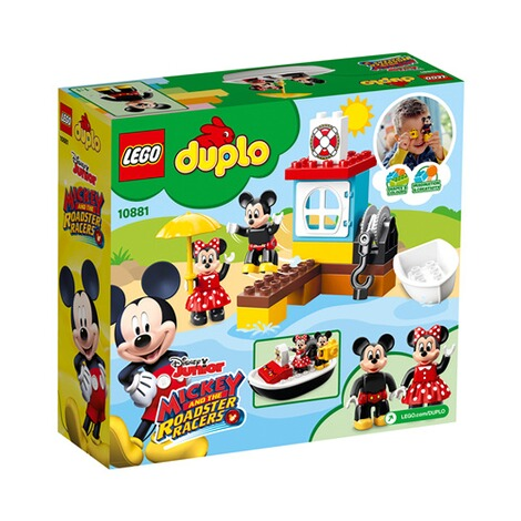 LEGO® DUPLO® 10881 Mickys Boot 3