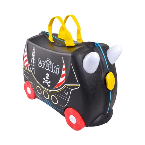 TRUNKI  Kindertrolley Pedro das Piratenschiff 1