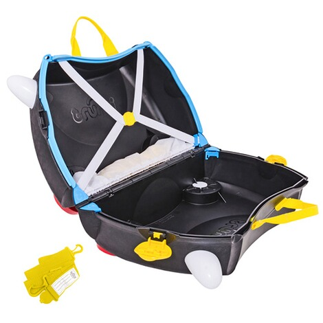 TRUNKI  Kindertrolley Pedro das Piratenschiff 3