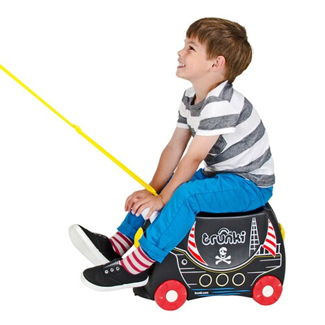 TRUNKI  Kindertrolley Pedro das Piratenschiff 6