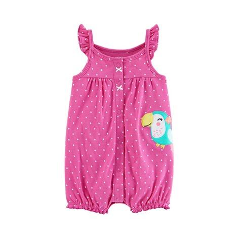 carter s jumpsuit ohne arm punkte tukan online kaufen baby walz. Black Bedroom Furniture Sets. Home Design Ideas