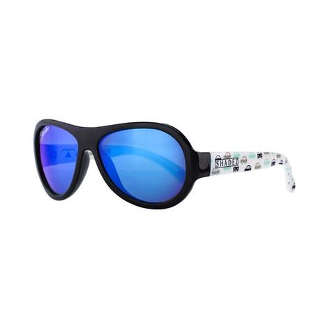 SHADEZ Sonnenbrille Baby 0-3 Jahre schwarz OyBOZ1X