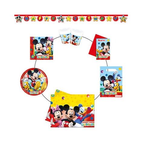 DISNEY MICKEY MOUSE & FRIENDS 1