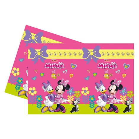 MINNIE MOUSE Tischdecke Minnie Helpers 2