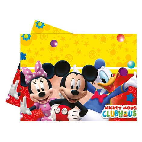 DISNEY MICKEY MOUSE & FRIENDS Tischdecke Mickey Playful 2