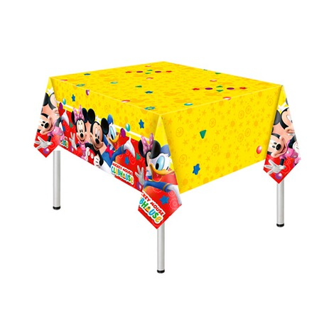 DISNEY MICKEY MOUSE & FRIENDS Tischdecke Mickey Playful 1