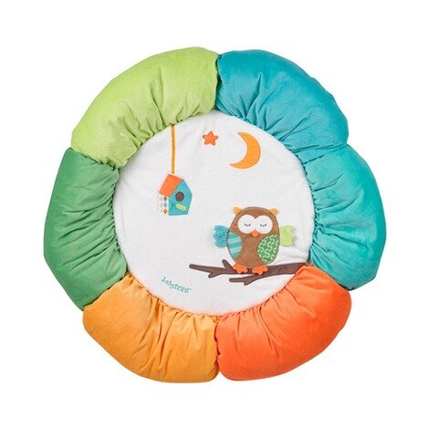 Fehn  Spielbogen mit 3-D-Activity-Nest Eule Sleeping Forest 2