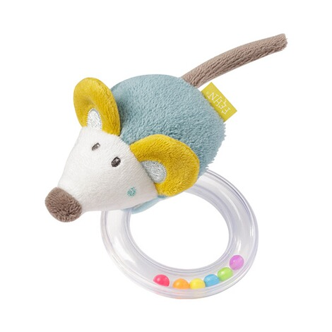 Fehn  Rassel Ring Maus Little Castle 1