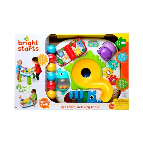 Bright Starts  Spieltisch Activity Ball 6