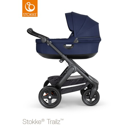 STOKKE®  Tragewanne für Trailz, Crusi  black/deep blue 5