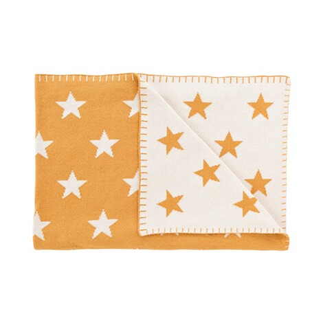 Schardt  Babydecke Big Star 95x120 cm  Honey Gold 1