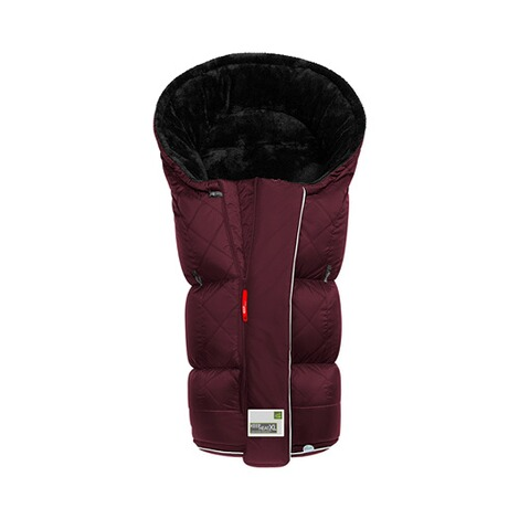 Odenwälder  Winter-Fußsack Keep Heat XL für Sportwagen, Buggy  black berry 1