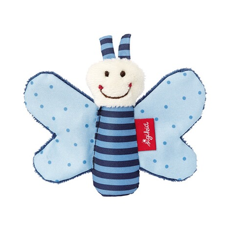 Sigikid  Greifling Schmetterling Red Stars Collection  blau 1