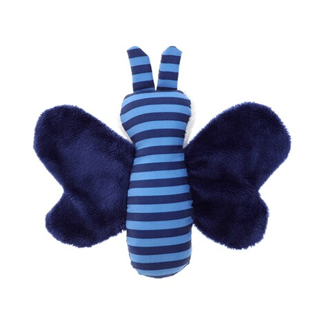 SIGIKID  Greifling Schmetterling Red Stars Collection  blau 2