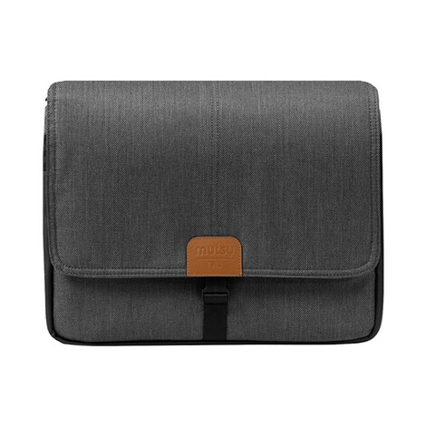 MUTSY  NIO Wickeltasche  North Grey 1
