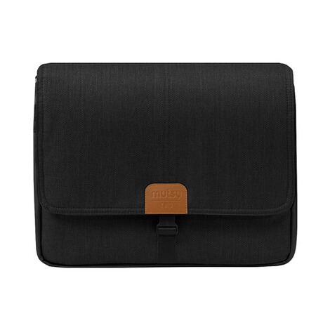 MUTSY  NIO Wickeltasche  North Black 1