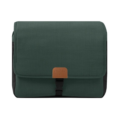 MUTSY  NIO Wickeltasche  Adventure Pine Green 1