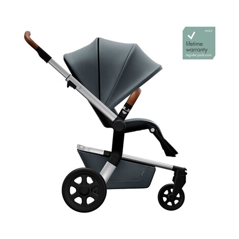 Joolz HUB EARTH Kinderwagen  Hippo Grey 1