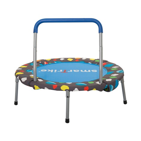 smarTrike  Trampolin 3 in 1 Activity Center 90 cm 1
