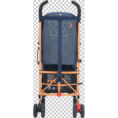 Maclaren  Quest Buggy mit Liegefunktion  Denim Indigo 5