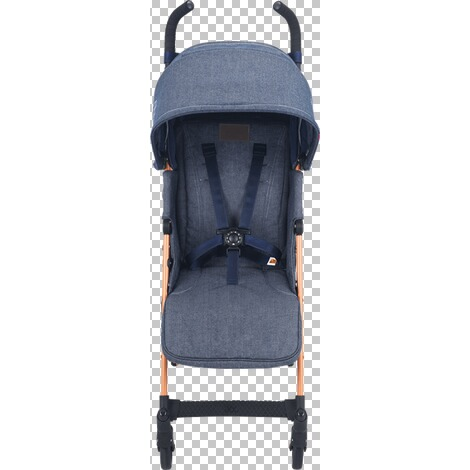 Maclaren  Quest Buggy mit Liegefunktion  Denim Indigo 4