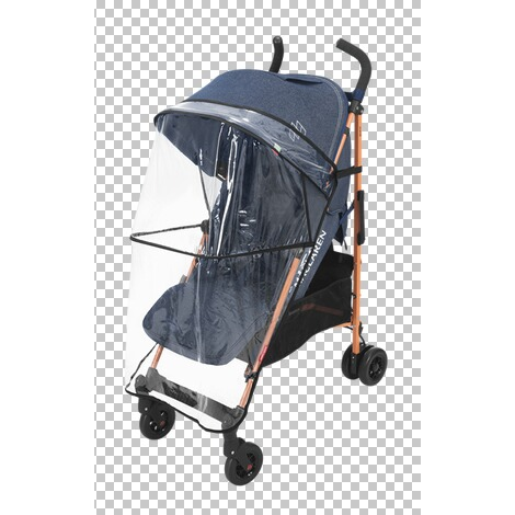 Maclaren  Quest Buggy mit Liegefunktion  Denim Indigo 7