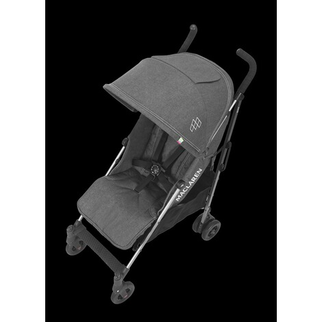 Maclaren  Quest Buggy mit Liegefunktion  Denim Charcoal 3