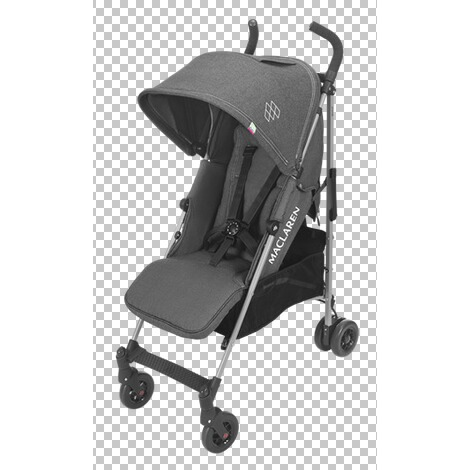 Maclaren  Quest Buggy mit Liegefunktion  Denim Charcoal 1