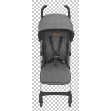 Maclaren  Quest Buggy mit Liegefunktion  Denim Charcoal 4