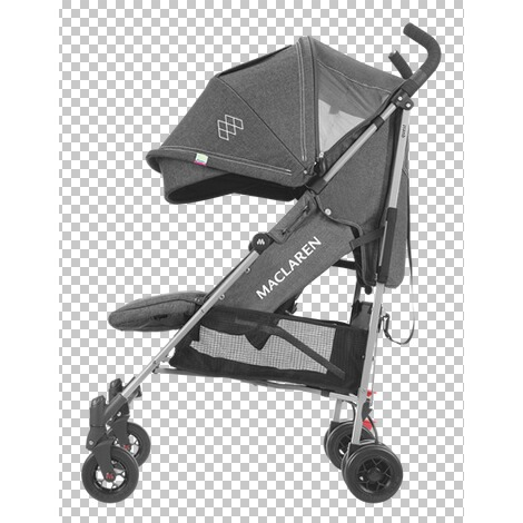Maclaren  Quest Buggy mit Liegefunktion  Denim Charcoal 2