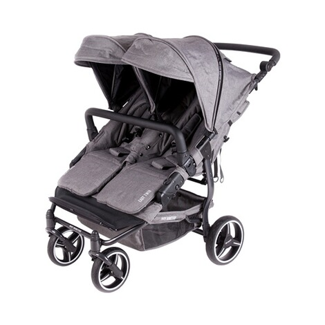 Baby Monsters  Zwillings- und Geschwisterwagen Easy Twin 3.0S  texas 1