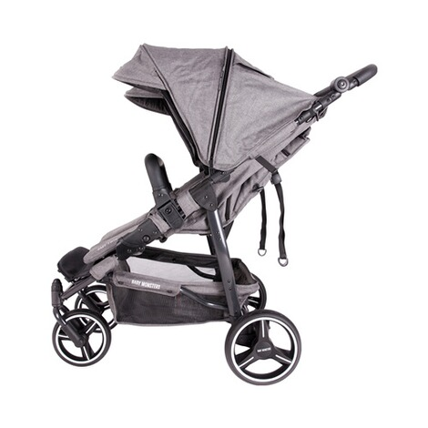 Baby Monsters  Zwillings- und Geschwisterwagen Easy Twin 3.0S  texas 4
