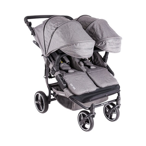 Baby Monsters  Zwillings- und Geschwisterwagen Easy Twin 3.0S  texas 6