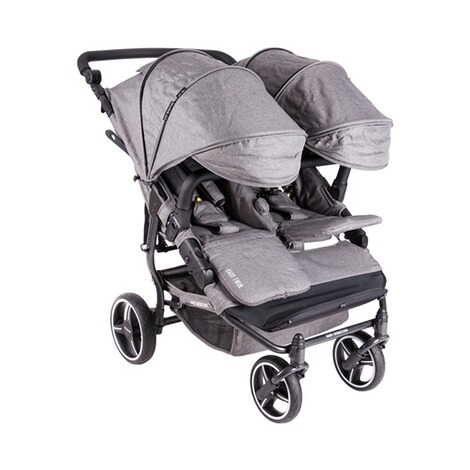 Baby Monsters  Zwillings- und Geschwisterwagen Easy Twin 3.0S  texas 7