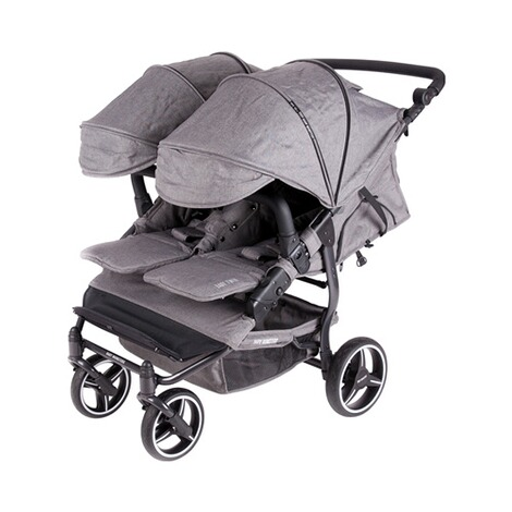 Baby Monsters  Zwillings- und Geschwisterwagen Easy Twin 3.0S  texas 3