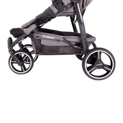 Baby Monsters  Zwillings- und Geschwisterwagen Easy Twin 3.0S  texas 11