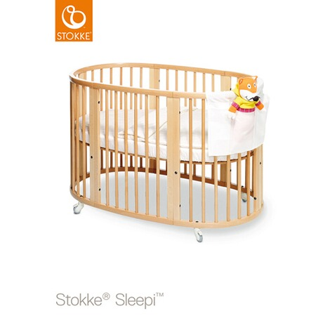 stokke sleepi sleepi babybett mit ausstattung 127x74x86. Black Bedroom Furniture Sets. Home Design Ideas