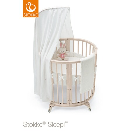stokke sleepi betthimmel online kaufen baby walz. Black Bedroom Furniture Sets. Home Design Ideas