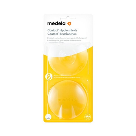 Medela2er-Pack Stillhütchen Contact 14