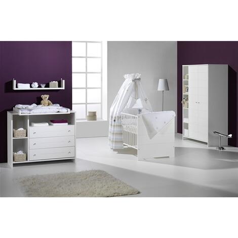 schardt 2 tlg babyzimmer eco stripe online kaufen baby walz. Black Bedroom Furniture Sets. Home Design Ideas