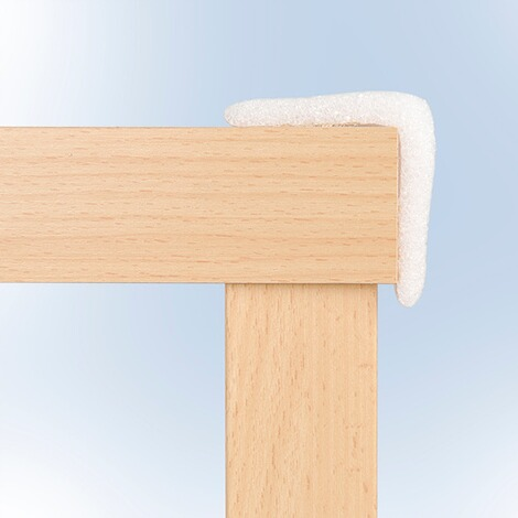 reer 4er pack ecken und kantenschutz online kaufen baby walz. Black Bedroom Furniture Sets. Home Design Ideas
