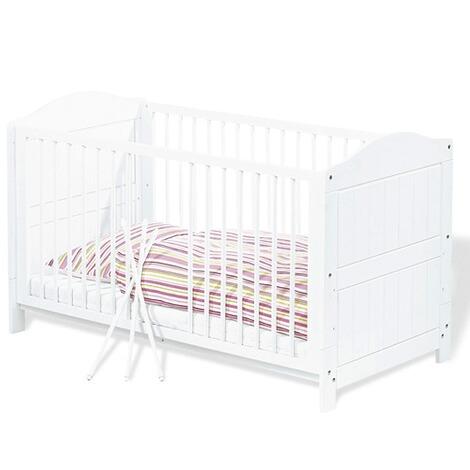 pinolino babybett nina 70x140 cm online kaufen baby walz. Black Bedroom Furniture Sets. Home Design Ideas